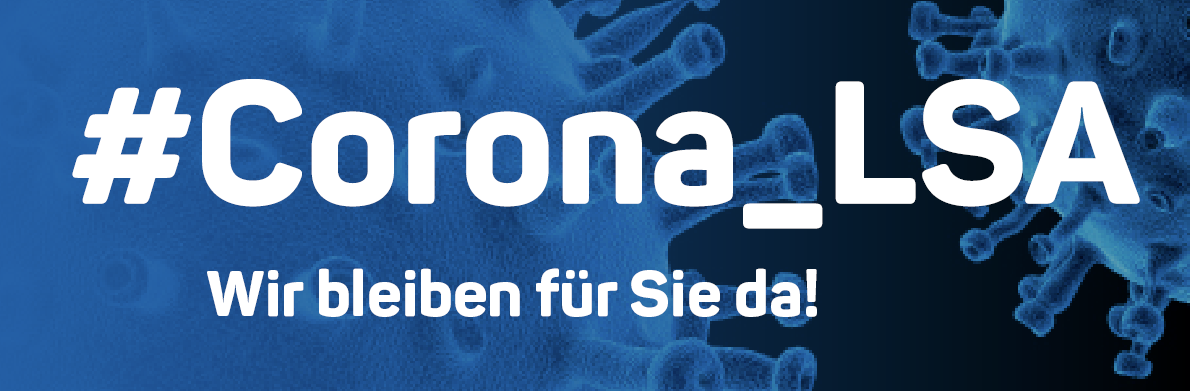 Bannerbild zum Corona-Thema
